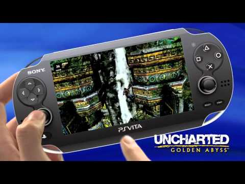 Uncharted: Golden Abyss [Trailer - 20/06/2011]