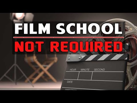 Filmmakers Don't Need Film School (Should They Go Anyway?)