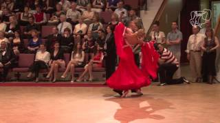 The Final Viennese Waltz | 2013 European Ten Dance