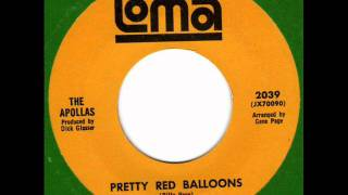 APOLLAS  Pretty Red Balloons  Northern Soul