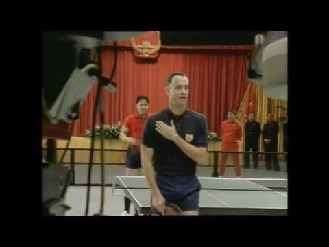 "Forrest Gump - Ping Pong (il ""making of"") avances tecnológicos de forrest gump"