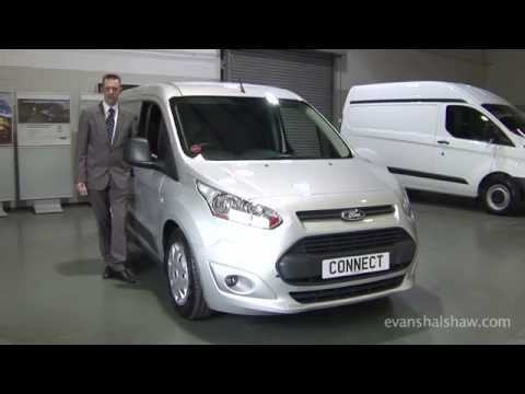 2014 Ford Transit Connect Review