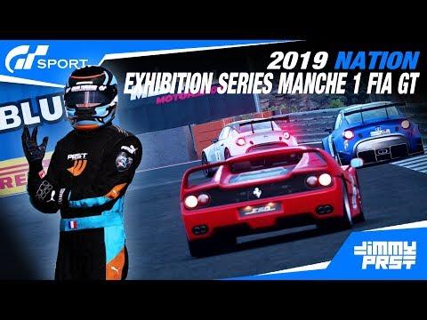 GRAN TURISMO SPORT : ES1 MANCHE 1 - NATION FIA GT I Course sans pression !! thumbnail