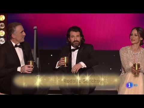 Rodolfo Sancho - actor serie Isabel - Nochevieja 2013 - entrevista Fin de año