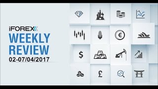 iFOREX weekly review 02-07/04/2017- Wall Street, EUR/USD and McDonald's.