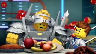 LEGO® NEXO KNIGHTS™ odcinek 5 - SIR AXL... WIECZNIE GŁODNY