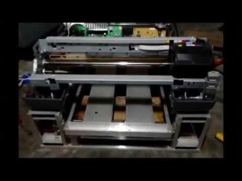 Tutorial Membuat Printer Dtg Youtube