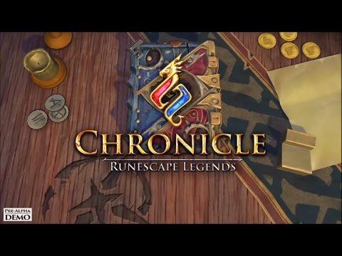 Chronicle: Runescape Legends - Коллекционная карточная игра на Android. (Jagex Games Studio)