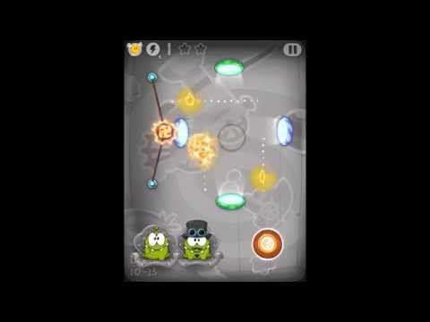 Cut the Rope - Time Travel: Industrial Age Walkthrough