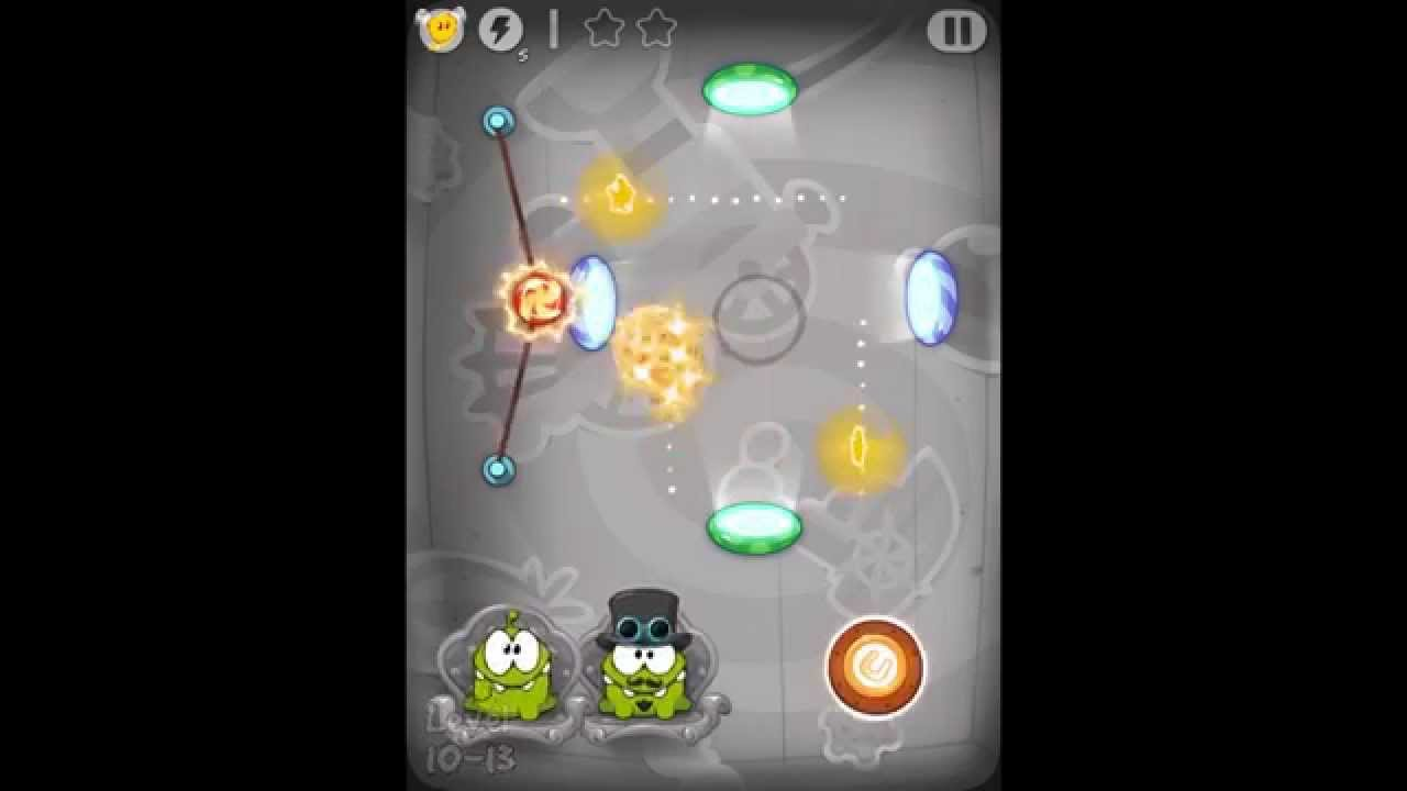 Cut The Rope Time Travel Walkthrough Industrial Age