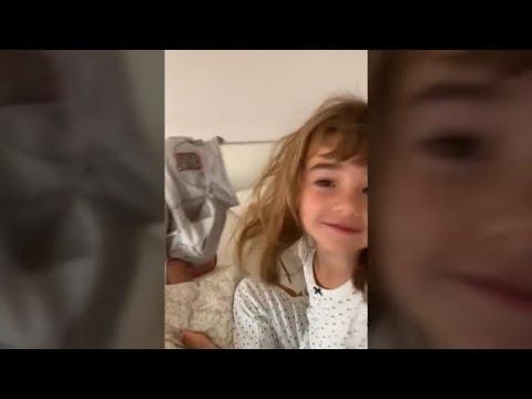 La madre de Anna y Olivia habla por primera vez y se muestra esperanzada