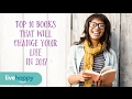 Top 10 Books That Will Change Your Life in 2017