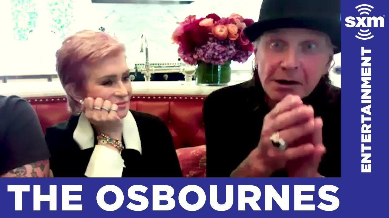 Ozzy Osbourne Recounts the Highlights of His Career