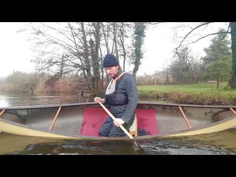 Freestyle Canoeing Heel