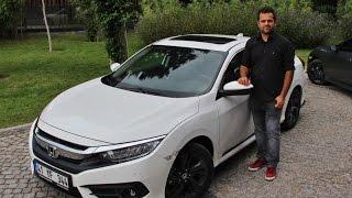 Test - Honda Civic Sedan