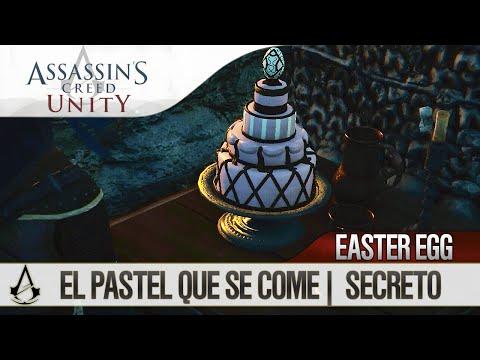 Assassin's Creed Unity | Easter Egg | El pastel comestible (Tarta) (Eatable Cake) | Secreto