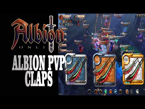 albion-pvp-|-big-claps-&-a-lot-of-action