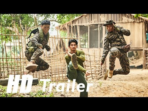 TRIPLE THREAT (Deutscher Trailer) - Mit Tony Jaa, Iko Uwais, Tiger Hu Chen, Scott Adkins u.v.a.