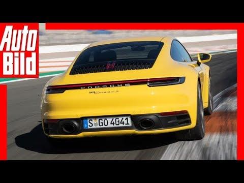 Porsche 911 (992) 4S - Start / Sound / Launch