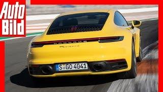 Porsche 911 (992) 4S - Start / Sound / Launch thumbnail