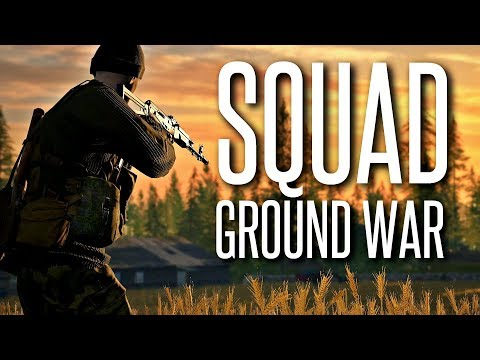 OUTMANNED AND OUTGUNNED - Insane 40 vs 40 SQUAD Gameplay