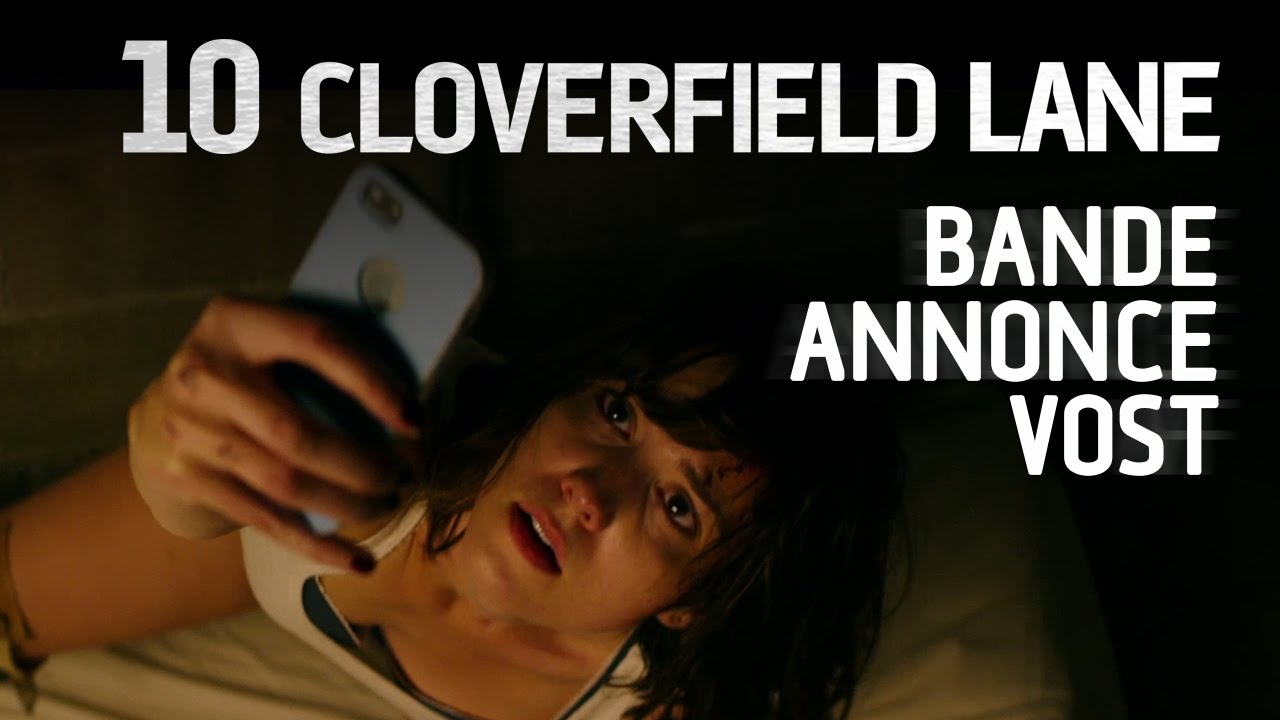 10 CLOVERFIELD LANE - Bande-annonce (VOST) [au cinéma le 16 mars 2016]