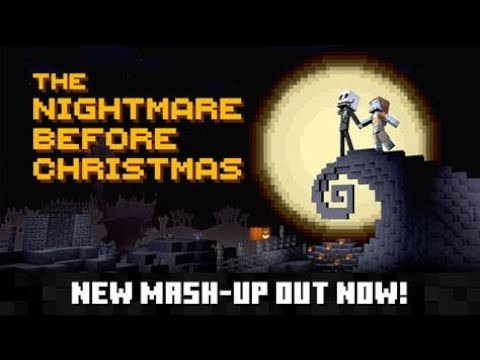 Build A Bear Nightmare Before Christmas Uk.The Nightmare Before Christmas Mash Up