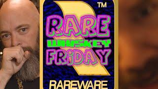 Rare Whiskey Friday