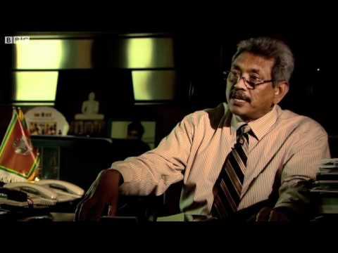 BBC News | Gotabhaya Rajapaksa: Sri Lanka north 'not just for Tamils'