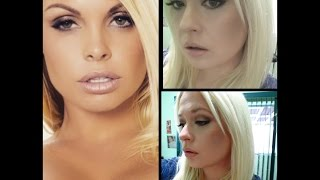 How to look like a PornStar : Jesse Jane/bronze for fair girls, liner