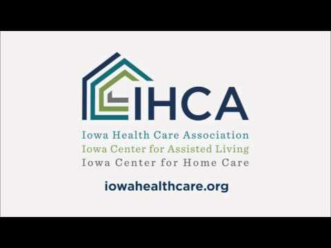 Iowa Health Care Association 2016 Billboard