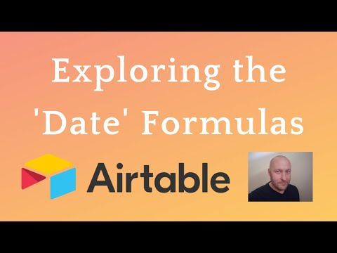 Date Formulas: The 3 Most Common Date Formulas of Airtable