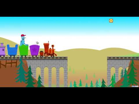Starfall Numbers : Learn To Count With Train