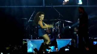 daddy yankee en mar del plata ,tirate un paso (parte 1) (full hd)