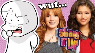 Shake It Up was a weird show...