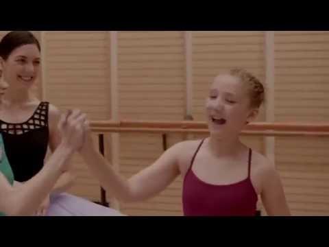 Hayley's wish to dance with The Australian Ballet