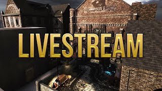 BLACK OPS 3 CUSTOM ZOMBIES - ATONEMENT LIVESTREAM, RELAX AND BUILD STREAM