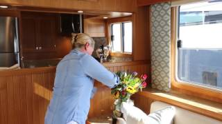 From Sailing to a Kadey-Krogen