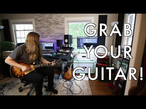 Grab Your Guitar!! ( Live @8pm Eastern)