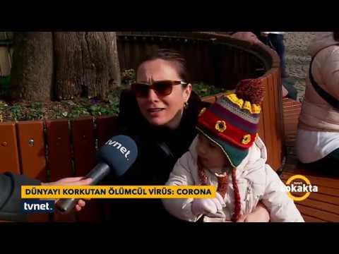 TVNET Sokakta - Dünyayı Korkutan Ölümcül Virüs: Corona