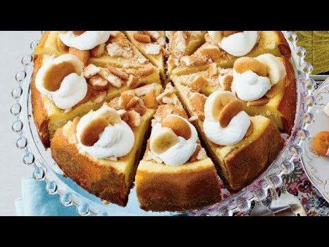 Banana Pudding Cheesecake Delish Doovi
