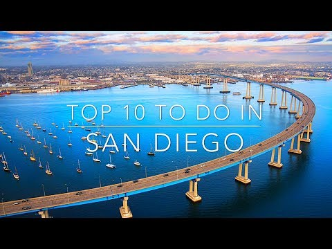 Top 10 to do in San Diego
