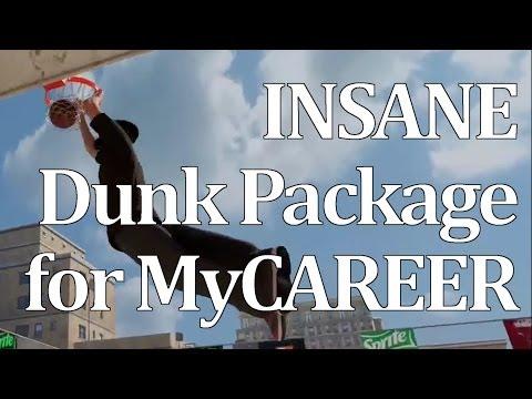 Unlock The Sprite Dunk Package For MyCAREER - NBA 2K14