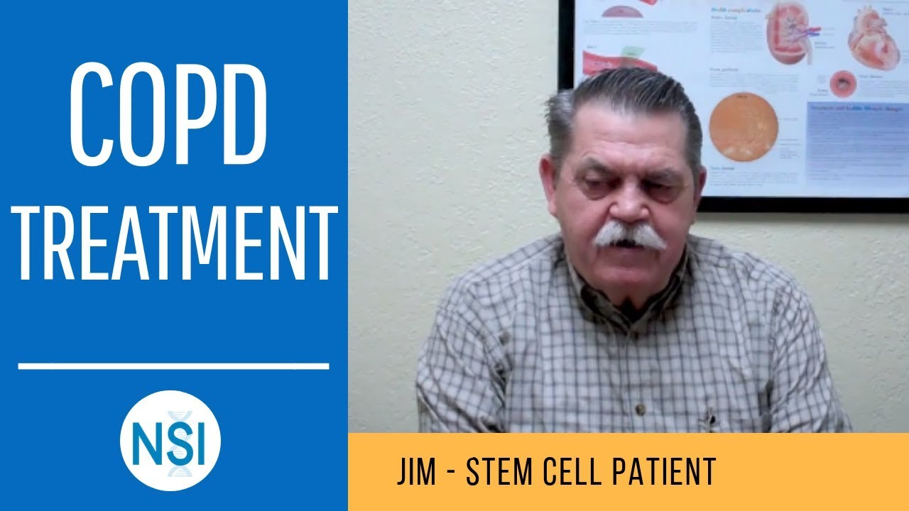 Stem Cell Therapy for COPD | NSI Stem Cell