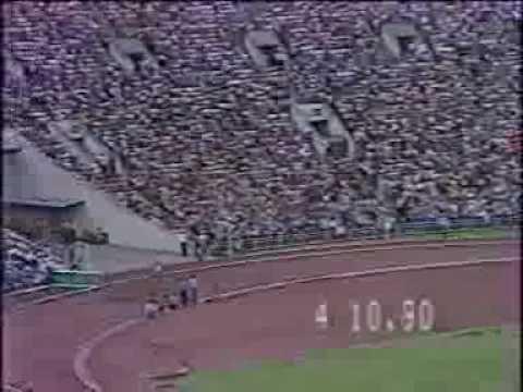 Bieg po złoto olimpijskie
