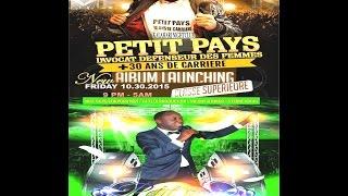PETIT PAYS USA TOUR 2015: HOUSTON - MINNESOTA