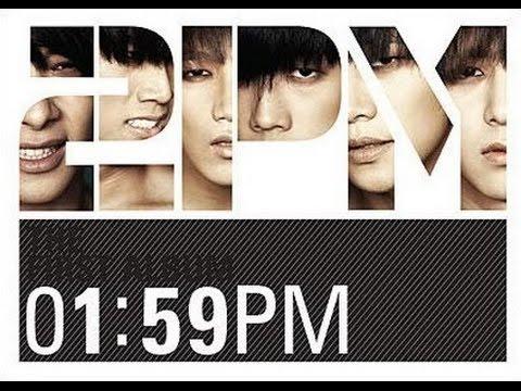 [Full Album] 2PM -