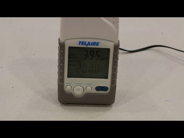 Telaire 7001 CO2 Sensor