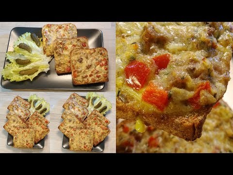 la-pizza-toast-👌😋