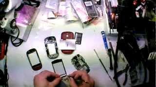 видео Ремонт BlackBerry Curve 8310 своими руками